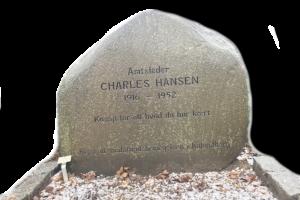 Charles Hansen, amtsleder